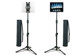 iPad®• TABLET Tripod Stand