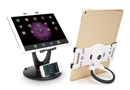 UNIVERSAL TABLET MULTI-FUNCTION STAND+STATION COMBO